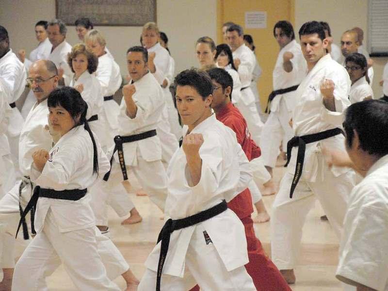 adult martial arts classes in Ottawa