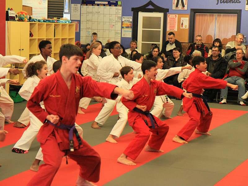 preschool & kids martial arts classes in Ottawa