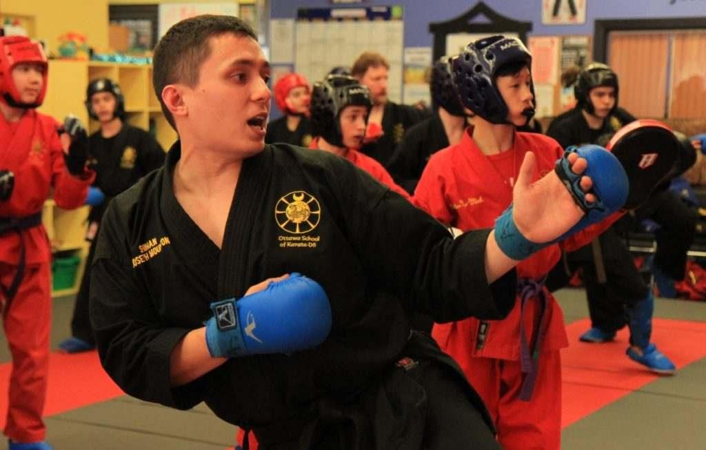 Optimized Joseph 1024x652, John Leroux's World KarateFIT Centre in Ottawa, Ontario