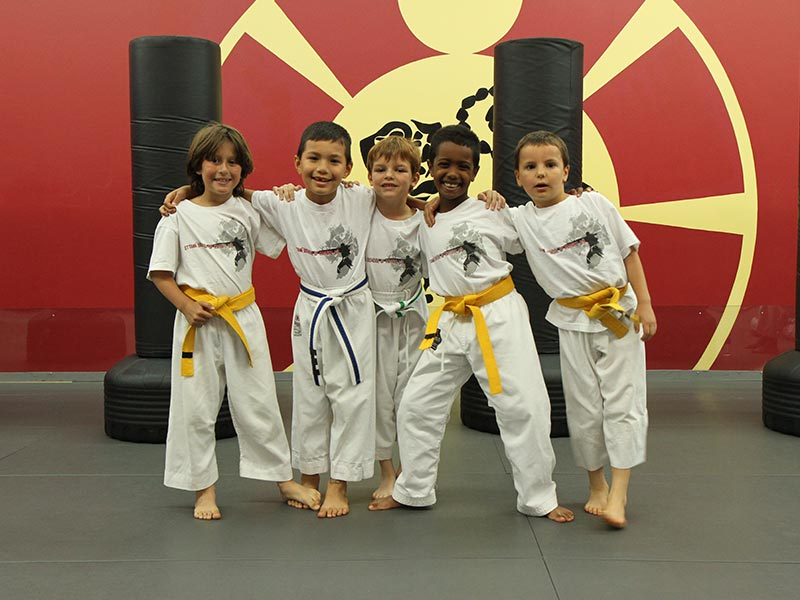 Sc2, John Leroux's World KarateFIT Centre in Ottawa, Ontario