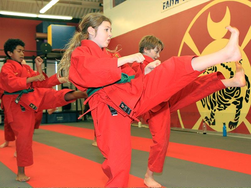 Sc3, John Leroux's World KarateFIT Centre in Ottawa, Ontario